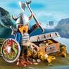 Playmobil Playmobil 5371 Viking avec trésor (juil 2016) 4008789053718