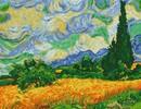 Diamond Dotz Broderie diamant Champ de blé avec cyprès (Wheat Fields) (Van Gogh) Diamond Dotz (Diamond Painting, peinture diamant) 4897073244259
