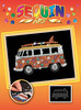 Sequin Paillette Sequin Art caravane Volkswagen Westfalia (paillettes) 5013634017097