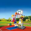 Playmobil Playmobil 9210 Oeuf Joueurs de Basket-ball avec panier 4008789092106
