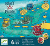 Djeco Bluff Pirate (fr/en) 3070900084179