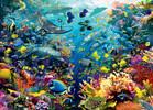Ravensburger Casse-tête 9000 paradis aquatique 4005556178070