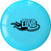 Ligue Ultimate Vallée-de-l'Or (LUVO) Disque Ultimate 140g bleu ciel logo LUVO noir