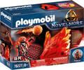 Playmobil Playmobil 70227 Novelmore Burham Raiders et fantôme du feu 4008789702272