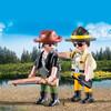 Playmobil Playmobil 9217 Duo Garde forestier et braconnier 4008789092175