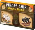 Toysmith Bateau de pirate en bois à assembler 14.5 po x 16 po 085761497474