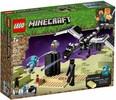 LEGO LEGO 21151 Minecraft La bataille de l'Ender 673419304450