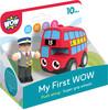 WOW Toys Premiers jouets WOW Basil le bus rouge 5033491104129