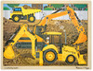 Melissa & Doug Casse-tête 24 chantier de construction en bois Melissa & Doug 9064 000772190640