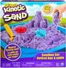 Kinetic Sand Kinetic Sand bac et moules à sable mauve (sable cinétique) 778988181386