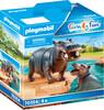 Playmobil Playmobil 70354 Hippopotame et son bebe (mars 2021) 4008789703545