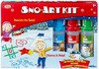 Ideal Toy Ensemble peinture sur neige et moules (fr/en) 026608083221