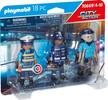 Playmobil Playmobil 70669 Equipe de policiers (juillet 2021) 4008789706690