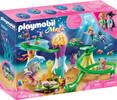 Playmobil Playmobil 70094 Pavillon de coraille avec dome lumineux 4008789700940