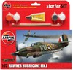 Airfix Modèle à coller avion Hawker Hurricane MkI 1/72 5014429551116