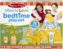 Melissa & Doug Ensemble de jeu l'heure du coucher (sans poupée / ourson) Melissa & Doug 41709 000772417099