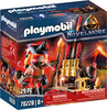 Playmobil Playmobil 70228 Novelmore Burham Raiders Maître du feu 4008789702289