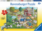 Ravensburger Casse-tête 60 Maison de la ferme 4005556096404