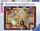 Ravensburger Casse-tête 1000 jeux vintage 4005556194063