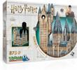 Wrebbit Casse-tête 3D Harry Potter château Poudlard, La Tour d'astronomie (875pcs) 665541020155