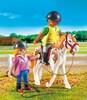 Playmobil Playmobil 9258 Monitrice d'équitation 4008789092588