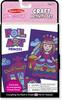 Melissa & Doug Créer des scènes avec papier métallique princesses de voyage Melissa & Doug 9446 000772094467