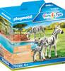 Playmobil Playmobil 70356 Couple de zebres avec bebe (mars 2021) 4008789703569