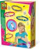 SES creative Fabriquer des bracelets élastiques au tricotin (fr/en) 8710341146689