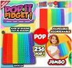POP-IT POP IT Fidget SERIE #9 Jumbo size 30 cm 824464106722
