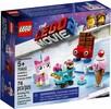 LEGO LEGO 70822 Film 2 Les meilleurs amis À VIE d'Unikitty 673419302210