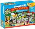 Playmobil Playmobil 9262 Calendrier de l'Avent centre équestre 4008789092625