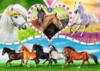 Trefl Casse-tête 200 magnifiques chevaux 5900511132489
