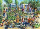 Falcon de luxe Casse-tête 1000 jardins communautaires 8710126110812