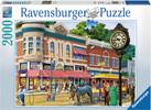 Ravensburger Casse-tête 2000 À l'épicerie 4005556166381