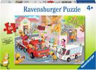 Ravensburger Casse-tête 60 Sapeurs pompiers ! 4005556096411