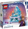 LEGO LEGO 41168 Princesse La création de coffret à bijoux d'Elsa, La Reine des neiges 2 (Frozen 2) 673419302883