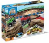Play Dirt Play Dirt rallye de camions monstres (Monster Truck) (sable cinétique) 010984030054