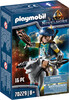Playmobil Playmobil 70229 Novelmore Albaletrier Novelmore et loup 4008789702296