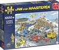 Jumbo Casse-tête 1000 Jan van Haasteren - Grand Prix Formule 1 - Le départ 8710126190937