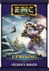 White Wizard Games Epic Card Game (en) ext Uprising - Velden's Wrath 852613005398