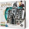 Wrebbit Casse-tête 3D Harry Potter Pré-Au-Lard Les Trois Balais (395pcs) 665541010125