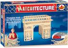 Matchitecture Matchitecture Arc de triomphe, Paris, France (fr/en) 061404066177