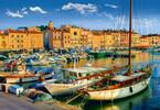 Trefl Casse-tête 1500 Vieux port Saint-Tropez, France 5900511261301