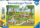 Ravensburger Casse-tête 300 XXL Parc des animaux 4005556132294