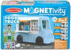 Melissa & Doug Magnetivity camion de cuisine de rue (Food Truck) (jeu magnétique) Melissa & Doug 30665 000772306652