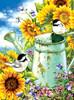 SunsOut Casse-tête 1000 Jardin de Tournesols (Sunflower Garden) 57124 796780571242