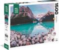 Belvédère jouet Casse-tête 1500, parc national de banff 061152631801