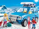 Playmobil Playmobil 9281 4x4 avec coffre de toit 4008789092816