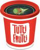 Tutti Frutti Pâte à modeler 128g fluo vert kiwi (fr/en) 061404128615