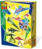 SES creative Origami pliages d'avions (fr/en) 8710341008529